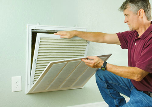 Home Air Filter Repair/Replacement
