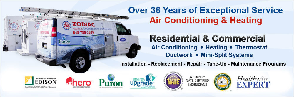 Residential, Commercial AC & Heating Service